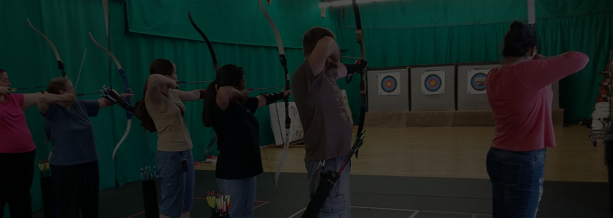 Archery At Lionheart Academy