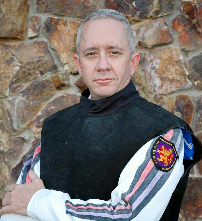 Fencing Instructor Stuart Lee